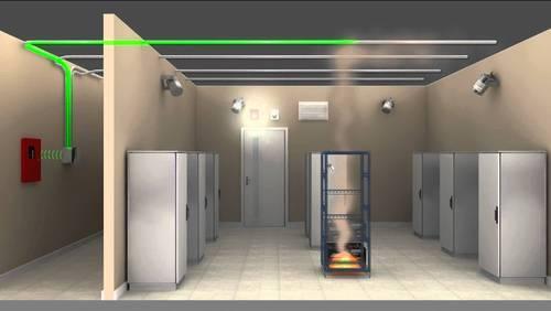 Aerosol - Gazlı - Söndürme - Sistemi - Fire - Pro - Hafex - Stat-X